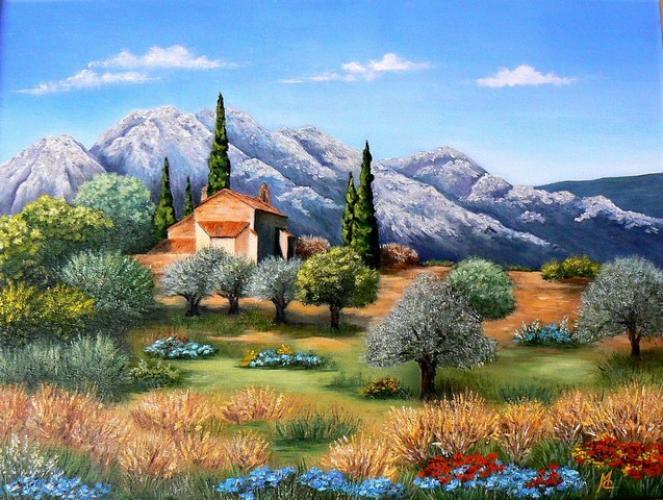 Tous les paysages en peinture. - Page 8 G_545410