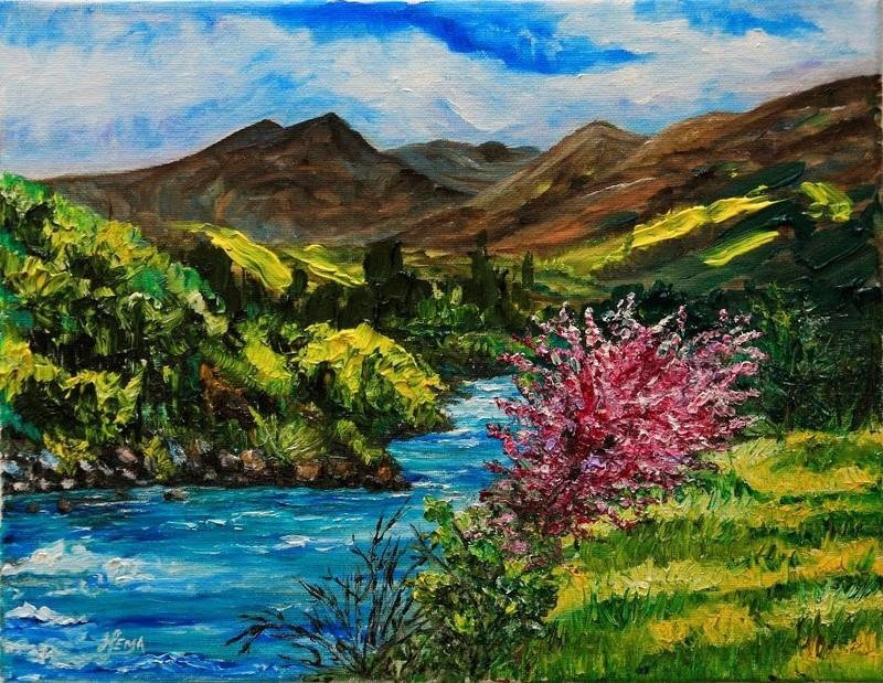 L'eau paisible des ruisseaux et petites rivières  - Page 14 Hema_m10