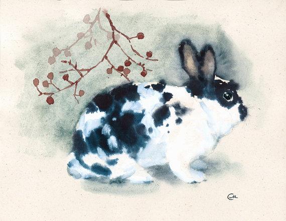 Les animaux peints à l'AQUARELLE - Page 8 Il_57013