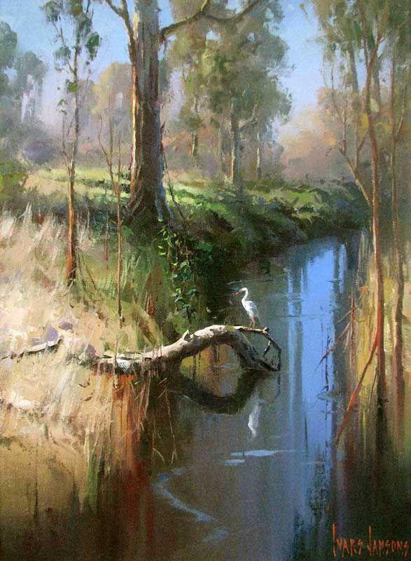 L'eau paisible des ruisseaux et petites rivières  - Page 14 Ivars_10