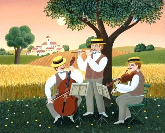 """"""" La Musique adoucit les moeurs """" ( Aristote ) - Page 6 Lorand10"""
