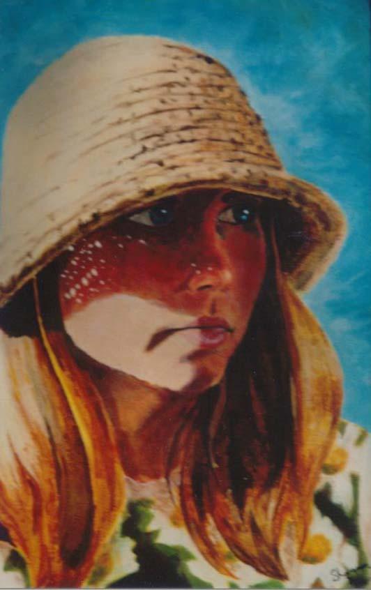 """Des élégantes  """"chapeautées"""" ... - Page 15 Self_p10"""
