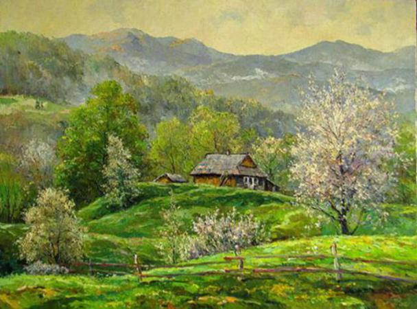 Tous les paysages en peinture. - Page 8 Ukrain10