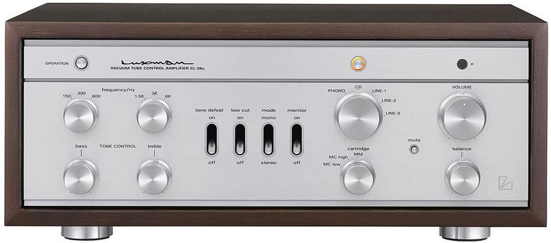 Primer amplificador integrado PMC Lux00010