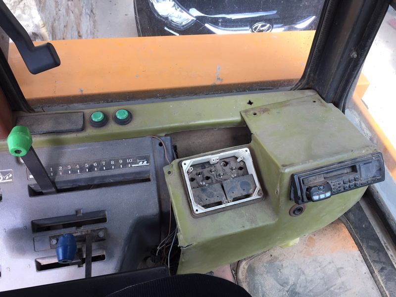 Renault 95-14 TX affichage d'entretien Image210