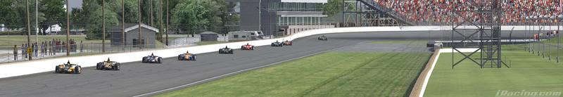 20170519-03:00-Dallara DW12-500 millas de Indianapolis-Set up Open Peloto11