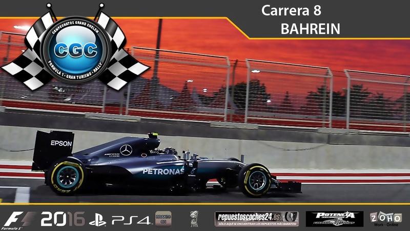 Confirmacion asistencia entrenamientos oficiales GP de Barhein Carrer10