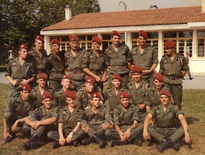 1er RCP 2eme compagnie camp d'Idron 1977_i10