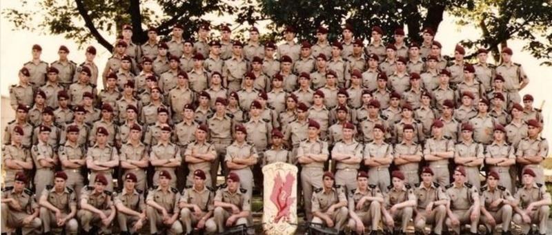 1er RCP 2eme compagnie camp d'Idron Captur10