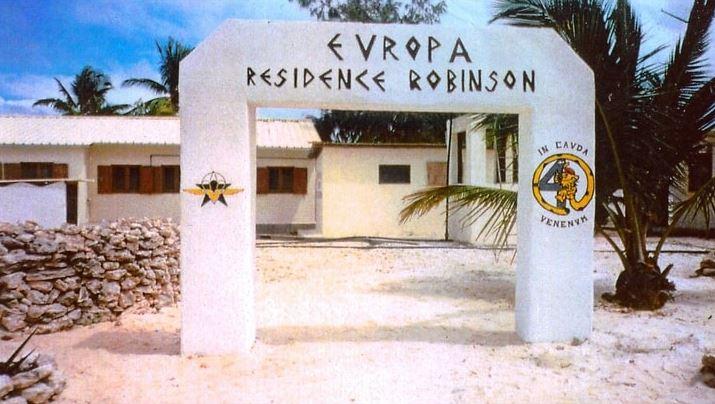 Du camp d'Idron aux Iles glorieuses en passant par Europa Eu199510