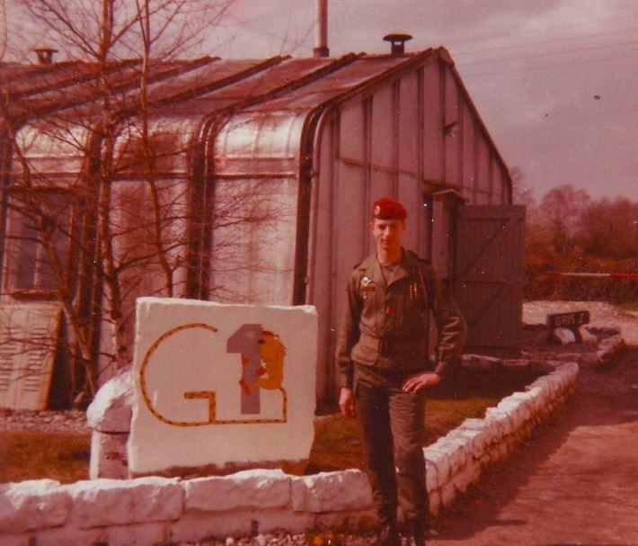 1er RCP la 4eme compagnie camp d'Idron - du Hameau Gris_110