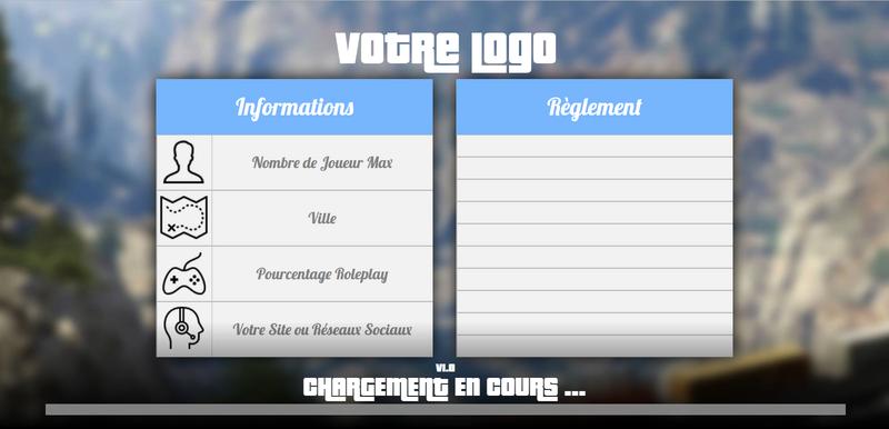 LoadingScreen Info + Règlement v1.0 Modyle10