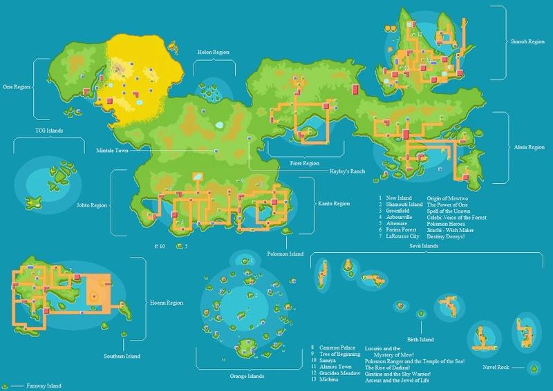 Forme du Pokémonde [Réflexions] Pokemo16