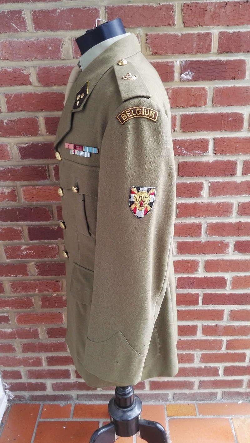 BELGIUM OFFICER JACKET * KOREAN BN Img_2101