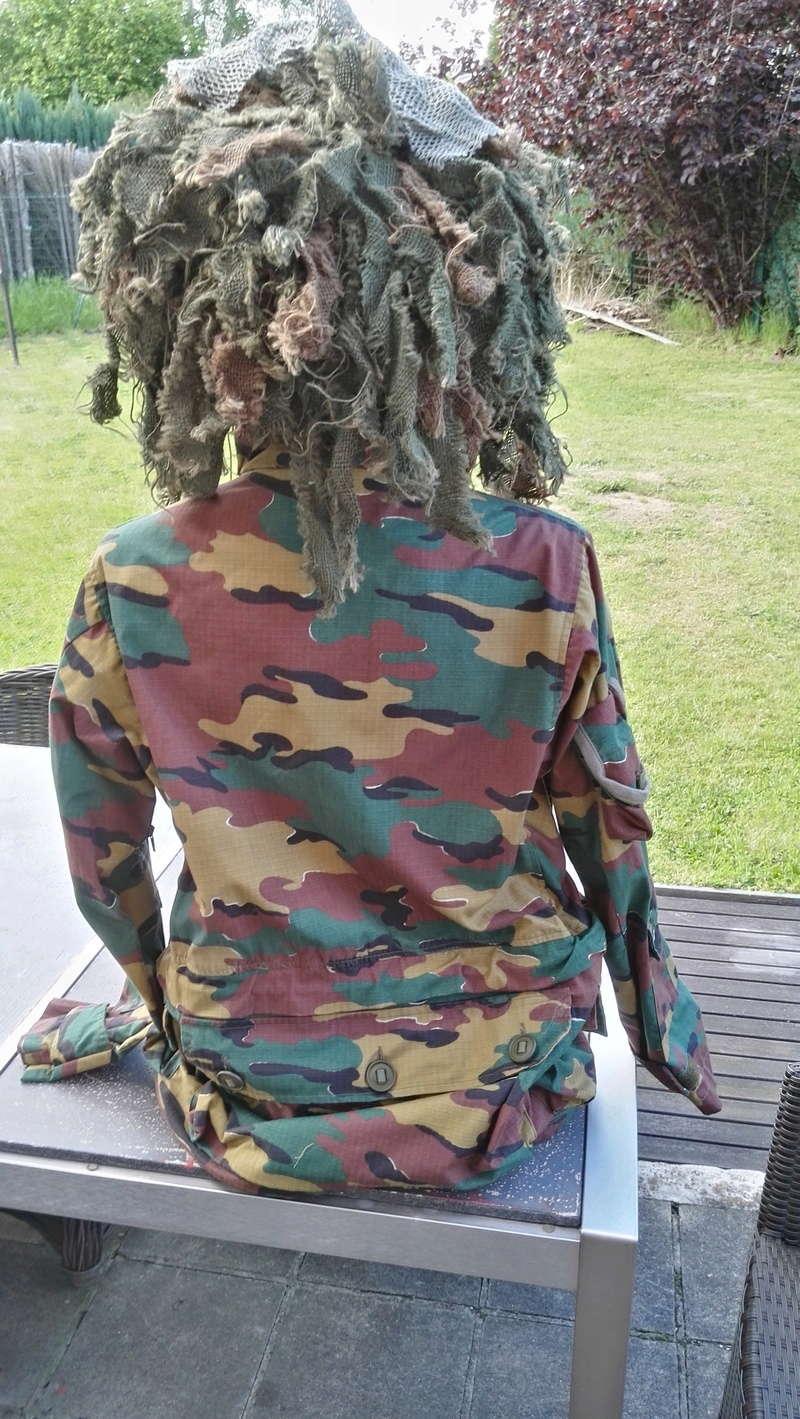 jigsaw  sniper jacket Img_2229