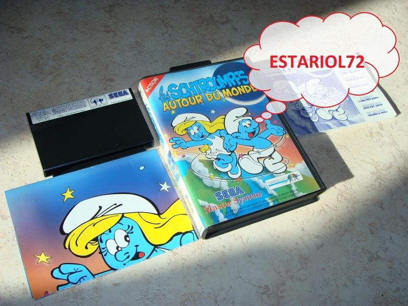 [SEGA] Estariol aime la Master System Dsc01610