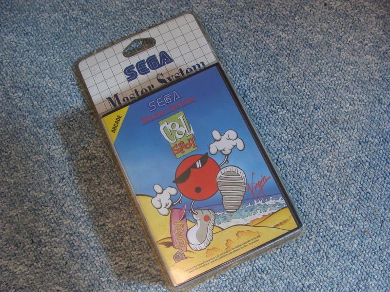 [SEGA] Estariol aime la Master System Dsc03213