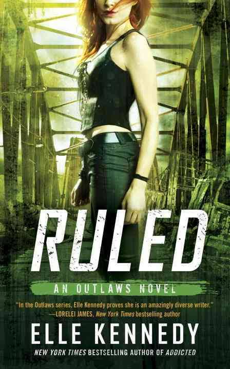 KENNEDY ELLE - OUTLAWS Tome 3: Ruled Images14