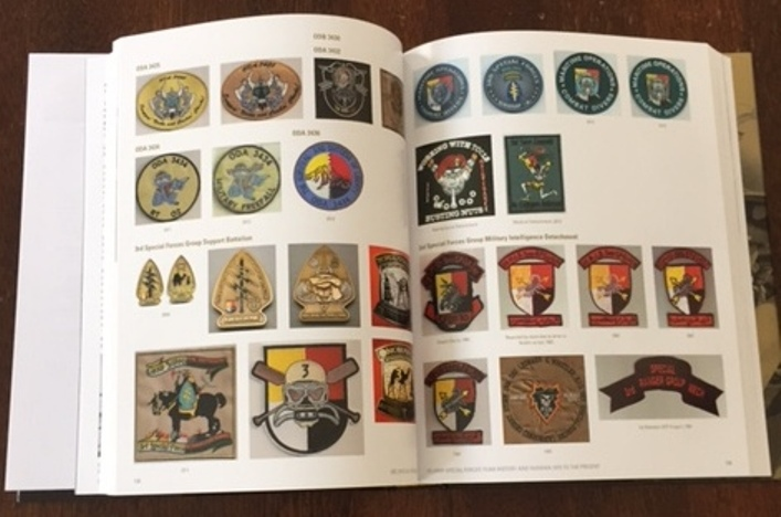 New Book Release ! US Army Special Forces Team History and Insignia 1975 to Present Img_8710