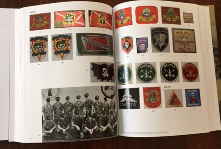New Book Release ! US Army Special Forces Team History and Insignia 1975 to Present Img_8712