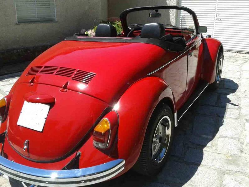 Vendo Escarabajo Speedster 1973 20130712