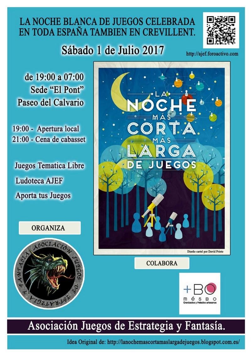 La Noche Más Corta Más Larga de Juegos de Mesa 2017. Sábado 1 de Julio  Img-2011