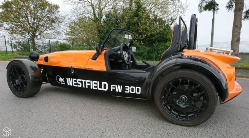 Vends Westfield fw300 Fw-210