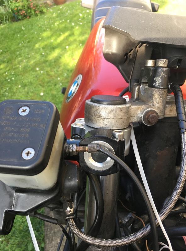 K100 powered Morris Minor 1000 Img_1614