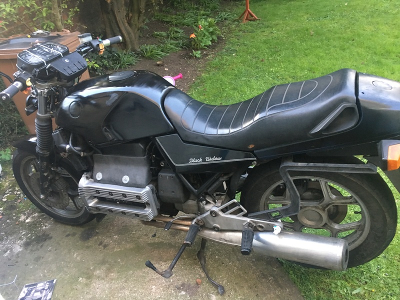 K100 powered Morris Minor 1000 Img_1615