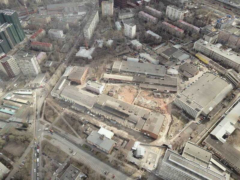 """Снос старых строений на территории бывшего """"Водоприбора"""" начнется с дальних площадок - Страница 4 18118610"""