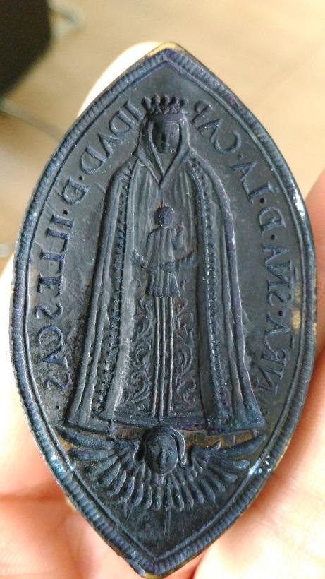 Nª Sª de la Caridad de Illescas / Inmaculada - s. XVII (R.M. SXVII-O163)(MAM) Img_2011