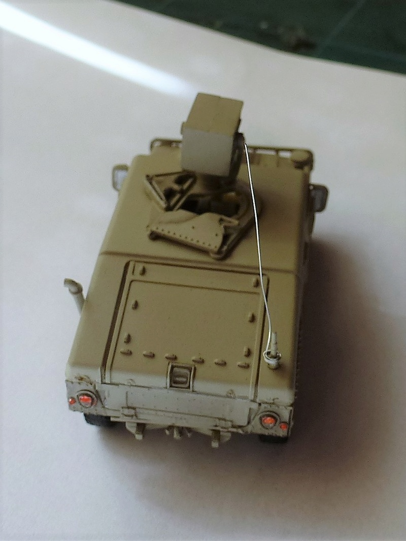 HMMWV (Hummer) 1/72 Revell et Dragon Hmmwv_13