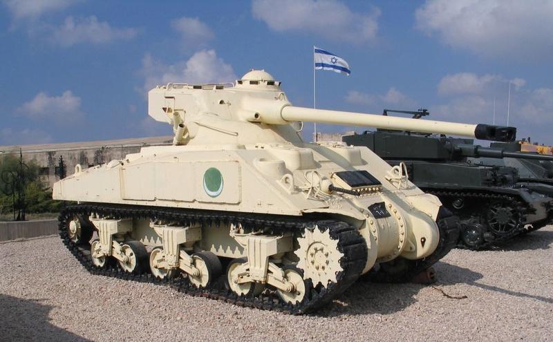 Hybride Sherman AMX M4a4-a10