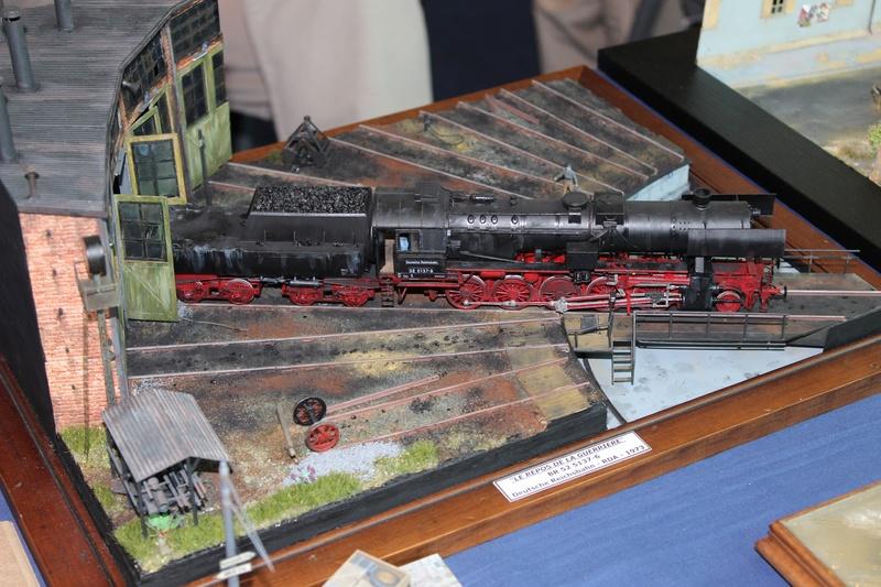 Locomotive BR52 Trumpeter 1/35 410