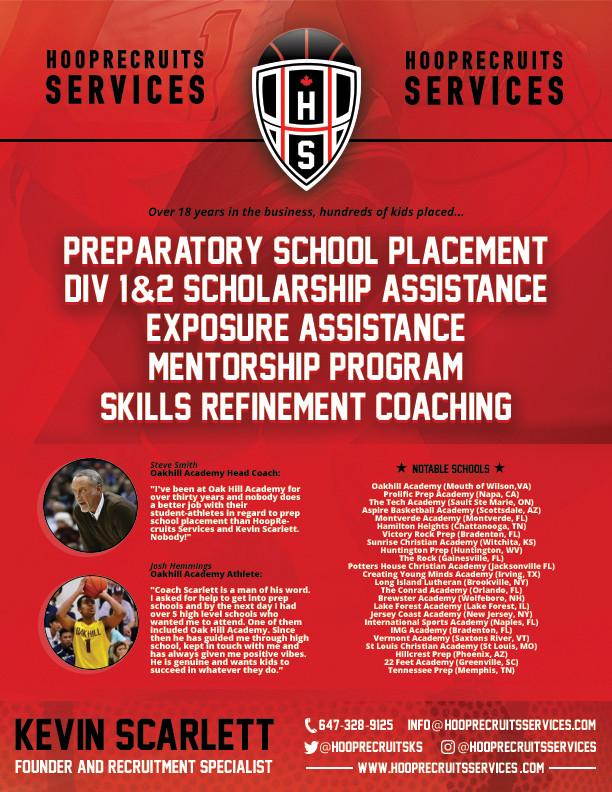 Seeking a scholarship for Prep school, D1 or D2?? Hrsfly22