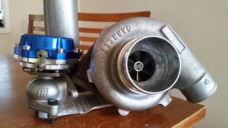 Turbo Pinto MK2 Escort  20170413