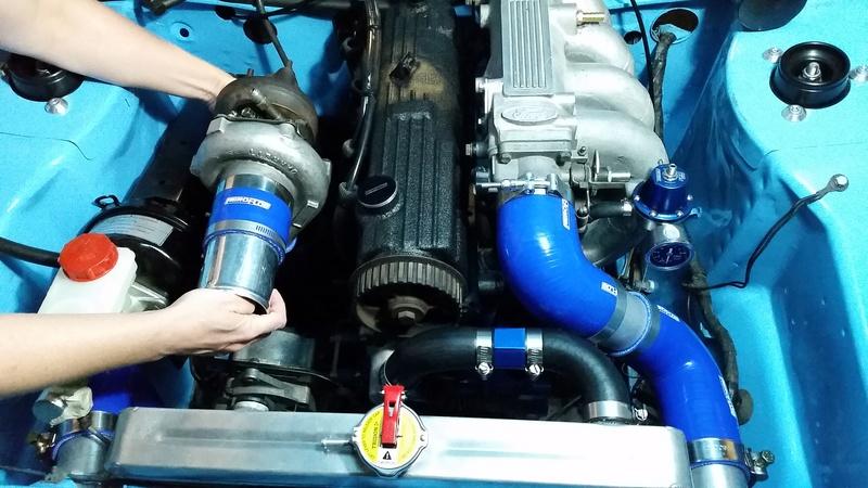 Turbo Pinto MK2 Escort  20170514