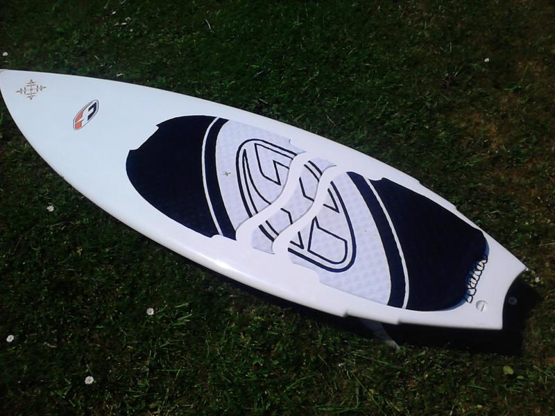 Surf proto Kakoo F-one fish 5.4 pour bricoleur 70€ Dsc_6512