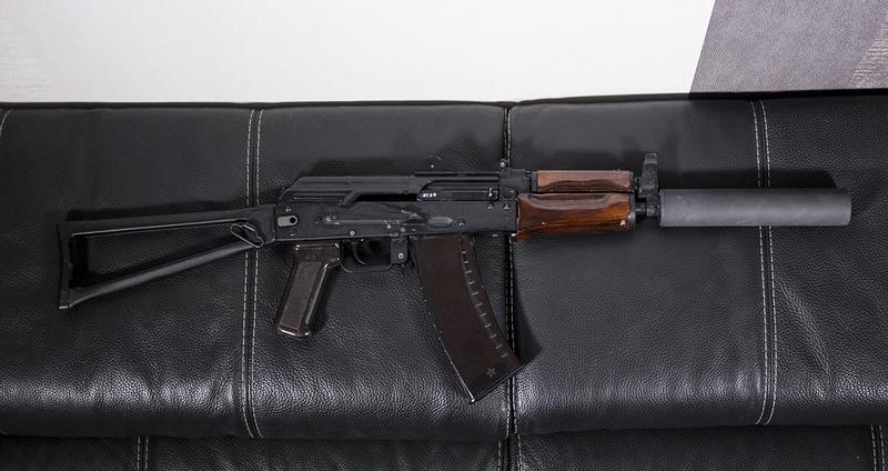 Recherche accessoires pour mon AKSU74 et mon SR-SF Aksu10
