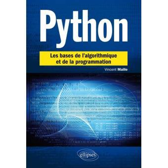 Python les Bases de l'Algorithmique et de la Programmation Python10