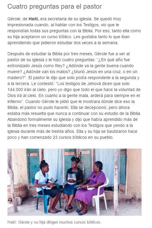 """""""Cuatro preguntas para el pastor"""" Cuatro10"""