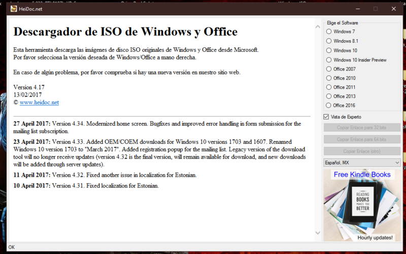Descargar Cuaquier Version de Office y Windows totalmente gratis  113
