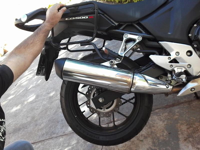 DICA: Solução Caseira Para Lubricar Relação Da Moto ! 410