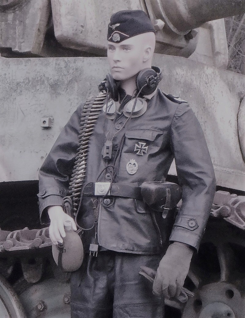 mon mannequin 12 ss panzer division P3240021
