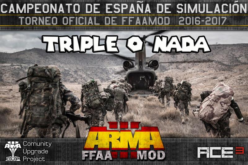 1 de Julio 2017 CES IV Mision Triple o Nada Ffaa10
