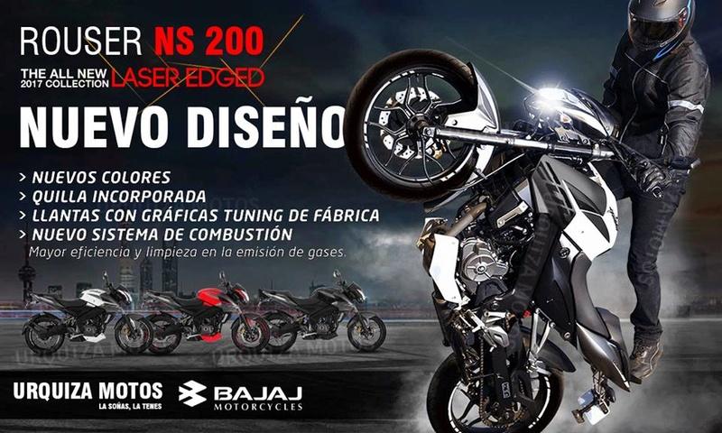 Nueva Rouser 200 NS 18156810