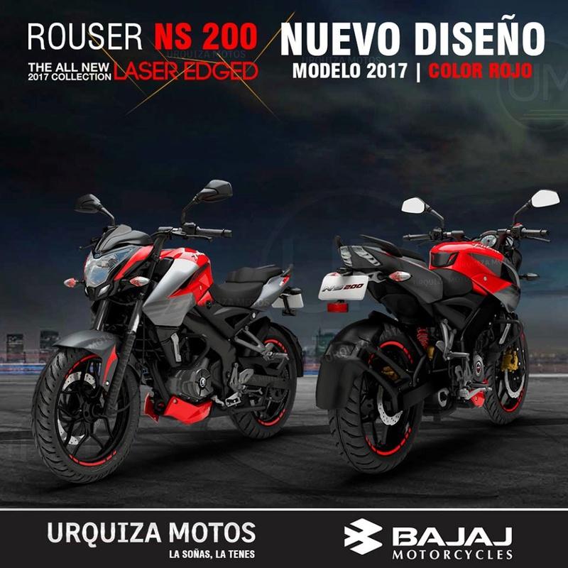 Nueva Rouser 200 NS 18157610