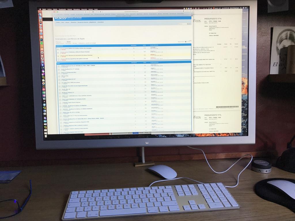 """Vendo Mac Pro 2010 5.1 con muchas ampliaciones + Apple Cinema display de 30"""" (Madrid)  Img_5812"""