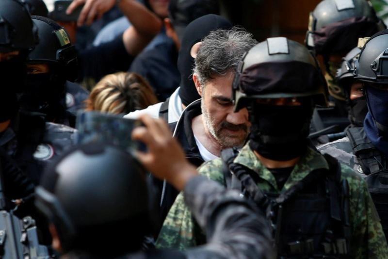 Detenido Dámaso López 4-02-2017 14937410