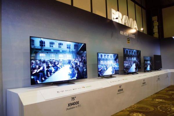 Sony launches new Bravia range of TVs Range_10
